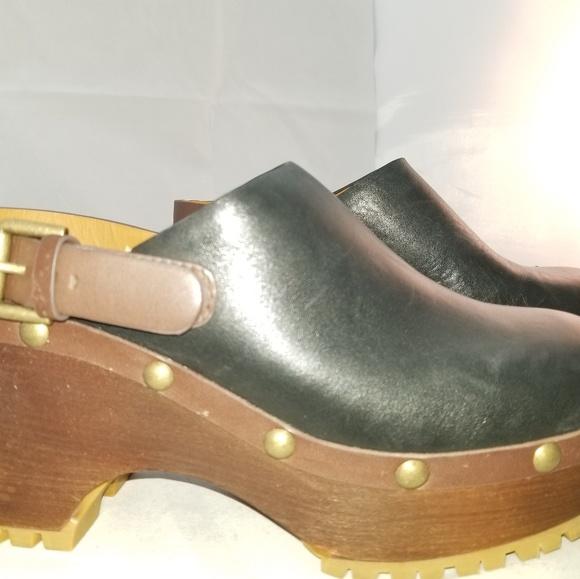 2ed9e5b65b See by Chloe Tasha Calf clog black leather 39